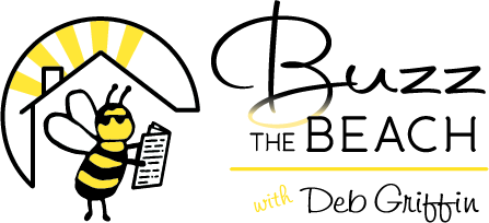 Buzz the Beach with Deb Griffin