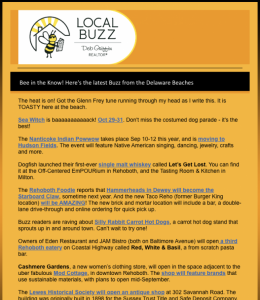 The Local Buzz Vol 14 Issue 6